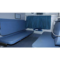 PVC Floorings For Railway Coaches