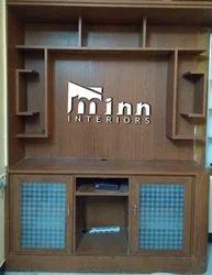 Modern Designer TV Wall Unit