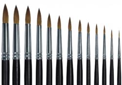 Kolinsky Artist Brushes