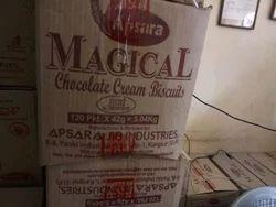 Magical Cream Biscuit