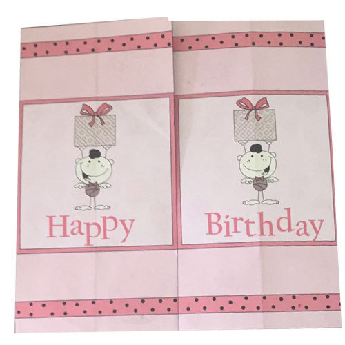 Greeting Cards Never Ending Custom Made Cards Manufacturer From Pune