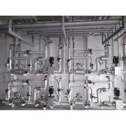 Pipe Skid Fabrication Service
