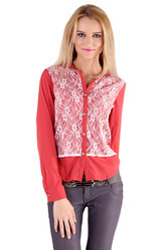 Lace Style Shirt