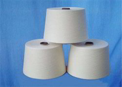 Combed Cotton &  Polyester 60/40 Yarn