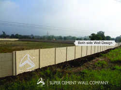 RCC Folding Ready Made Wall Precast