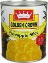 Golden Crown Pineapple Slice Premium 850 Gm