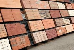 Red Clay Bricks, Size: 7inch