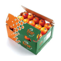 Corrugated Fruit Box