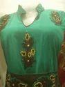 Green Churidar Suits