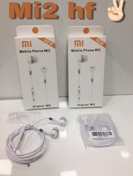 White Wired MI Head Set
