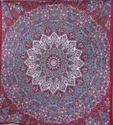 Kavita Prints Square Cotton Tapestry Wall Hanging, Size(cm): Upto 250 X 280