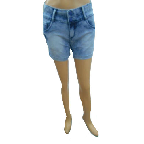 f9a95c45cb647 Ladies Shorts - Ladies Short Manufacturer from Delhi