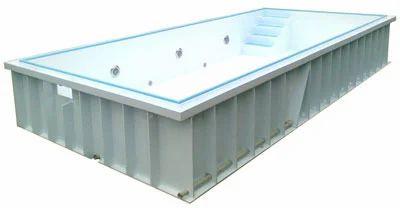 Sish international manufacturer of prefabricated - Swimming pool water treatment plant ...