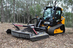 Slasher Skid Steers Attachment