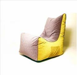 El Divano Bean Bag Sofa Green