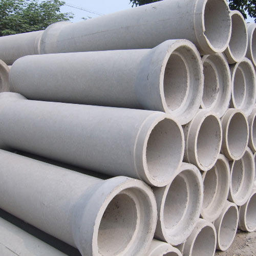 Concrete Pipe - Cement Pipe Manufacturer from Hyderabad