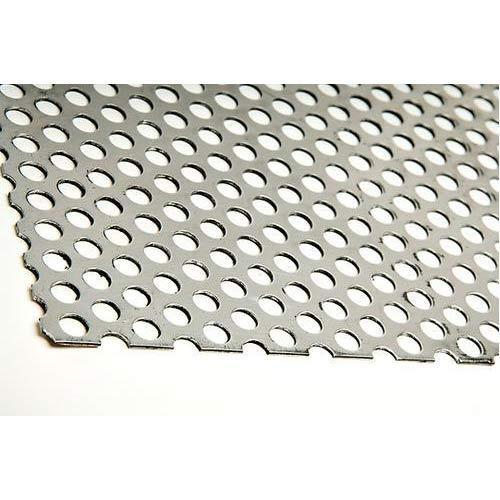 S.s. Perforated Sheet, Wire Mesh & Gratings | Varsa Wire Netting ...