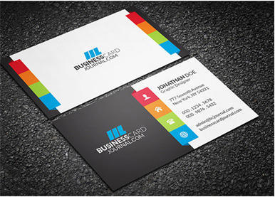 digital visiting card printing service - Digital Business Card