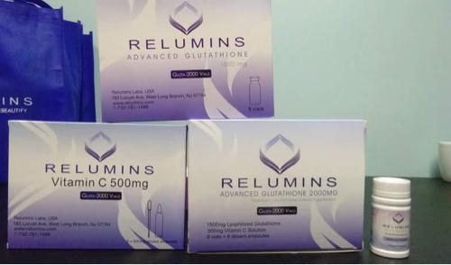Relumins Advance Glutathione 2000mg