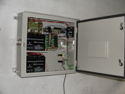 Ethernet Access Switch Cabinet