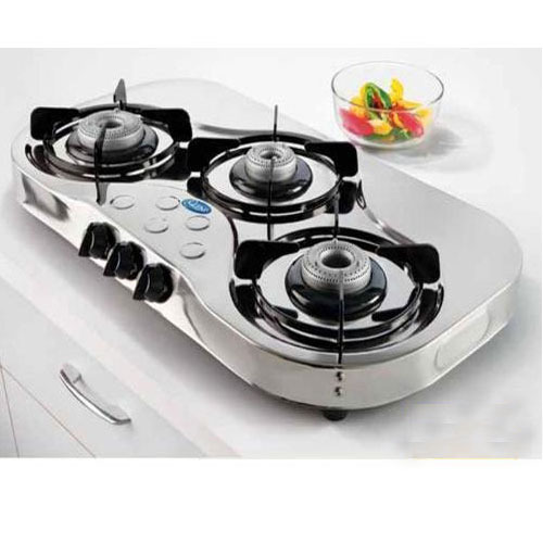 521562d22 3 Burner Stainless Steel Cooktop - Chakara