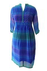 Semi Formal Ladies Kurti