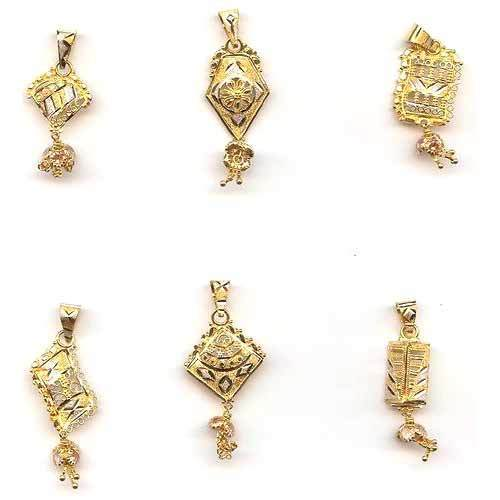Gold Jhumkas at Rs piece s