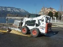New 2564 Kg Bobcat S650 Skid Steer Loader, Rated Operating Capacity: 1282, 74.3 Hp