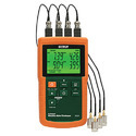 4 Channel Vibration Meter