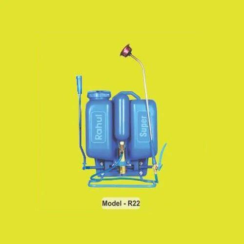 Rahul R22 Knapsack Sprayers, Capacity: 16 liters
