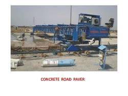 Concrete Road Paver