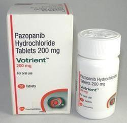 Votrient 100mg Tablets