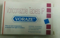 Voraze 200 mg Voriconazole Tablets
