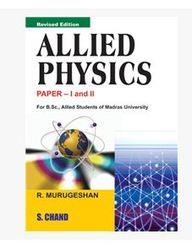 Allied Physics Books