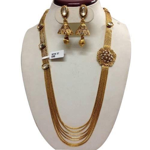 designer long necklace set artificial designer necklace sets