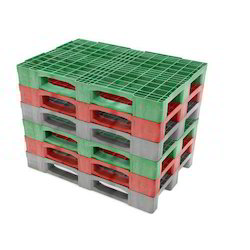 Heavy Duty HDPE Pallet