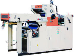Both Side Non Woven Offset Printing Machine