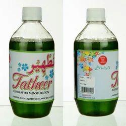 Musk Tatheer Intimate Wash, Bottle, Packaging Size: 500 Ml