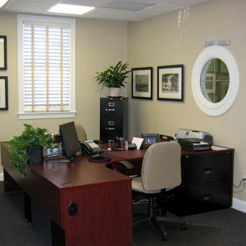 Office cabin interior designing service in banjara hills for Office cabin design