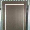 Solid PVC Lamination Door