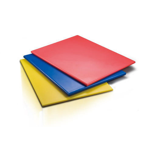Colour Coded Plastic Cutting Board
