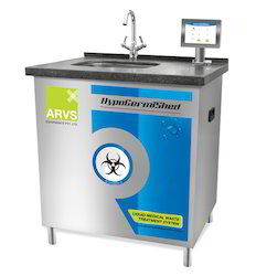 Biomedical Liquid Waste Treatment System