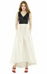Black And White Ladies Dresses