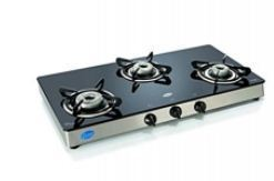 Glen GL 1038 GT Forged BB Glass Cooktop