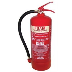 Foam Type Fire Extinguisher