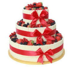 Rajat Tie Up Pvt Ltd Wholesale Sellers of 3 Layer Birthday Cake