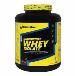 Whey Isolate 2 Kg MuscleBlaze