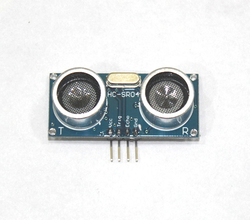ultrasonic distance sensor hc sr 04