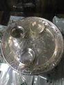 Silver Plate Set
