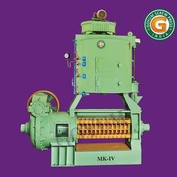 Moringa Seed Oil Extractor Machine